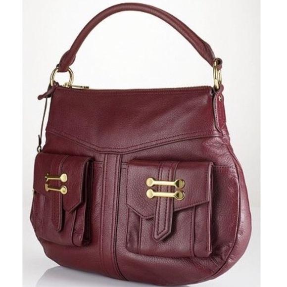 ccb86aca7c Lauren Ralph Lauren Handbags - Ralph Lauren LRL Bermondsey Leather Hobo Bag